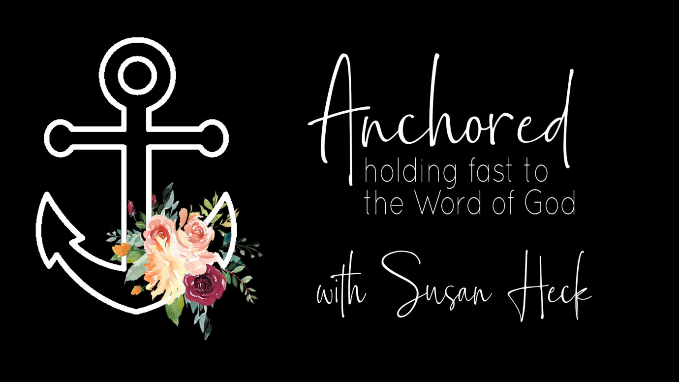 Anchored Conference with Susan Heck